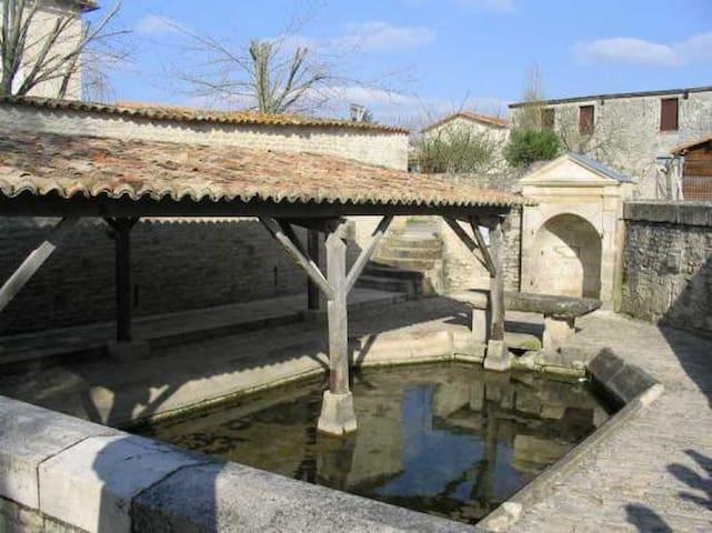 Maison de ville, proche Niort Marais La Rochelle - Frontenay-Rohan-Rohan - Townhouse