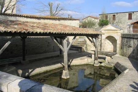 Maison de ville, proche Niort Marais La Rochelle - Frontenay-Rohan-Rohan