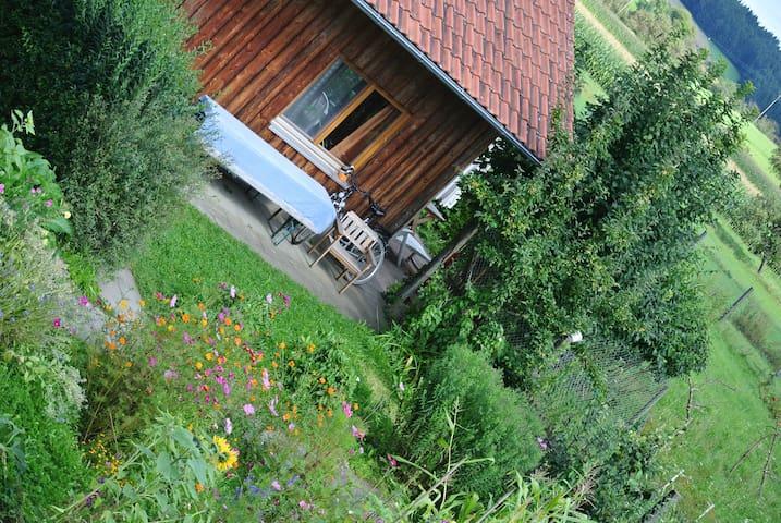 Helchenhof - Bio Hof am Bodensee 6P - Überlingen - Rumah