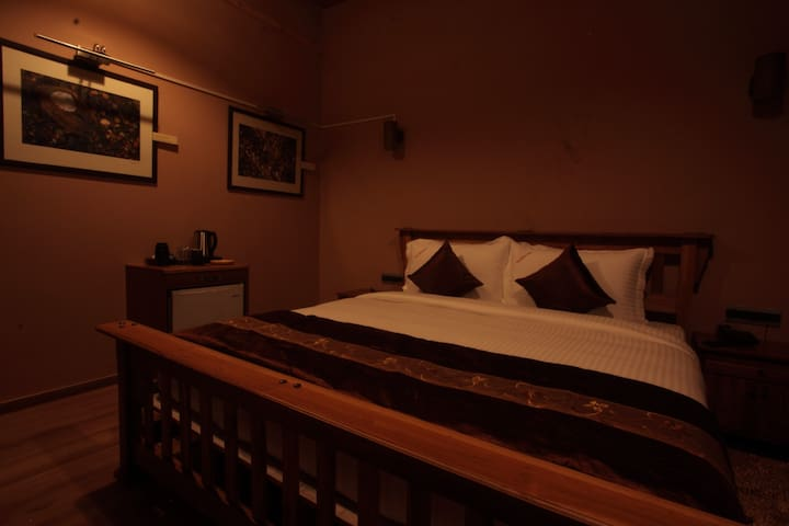 Quaint and cozy room amidst wilderness - Kangra