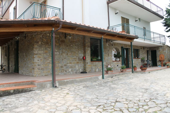 Bed & Breakfast Villa Flora - Agropoli - Bed & Breakfast