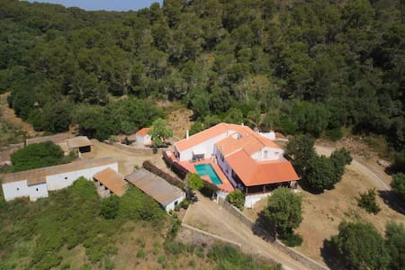 Wonderful, renovated country house on the north - Maó