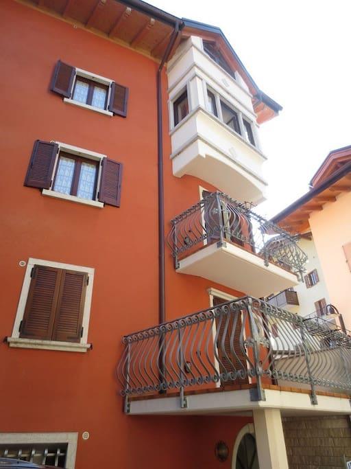 palazzina di recente costruzione