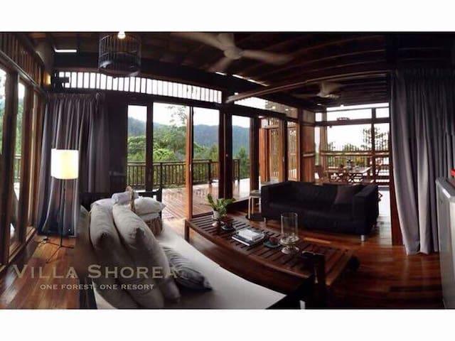 Villa Shorea, One Forest, One Resort