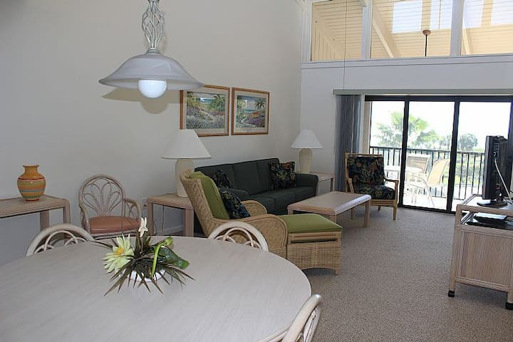 Beautiful condo-Labor day week! - Sanibel - Daire