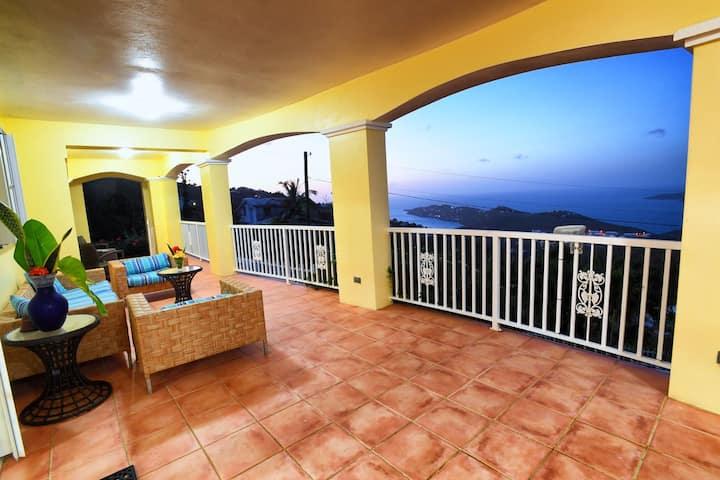 Villa La Maison - La Reine - Stunning Ocean Views