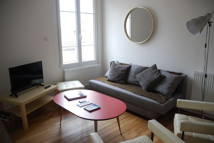 Vintage 722 b appartementen te huur in reims champagne - Bureau virtuel reims champagne ardenne ...