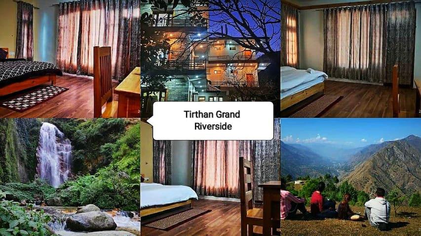 Tirthan Grand Riverside @ Mountain Room -II