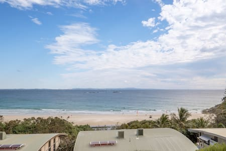 Claytons 9 Beach Front Apartment - Point Lookout