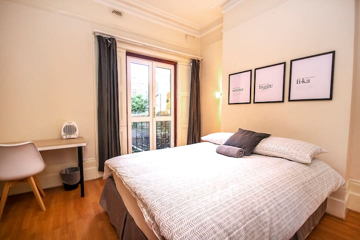 HC2 Private Room in the Heart of Hackney ♥