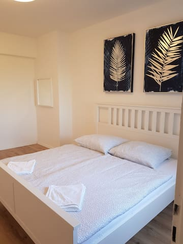 Schönes Apartment für Gruppen und Familien
