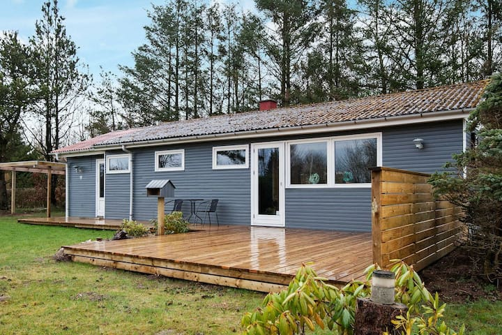 6 persoons vakantie huis in Ans By