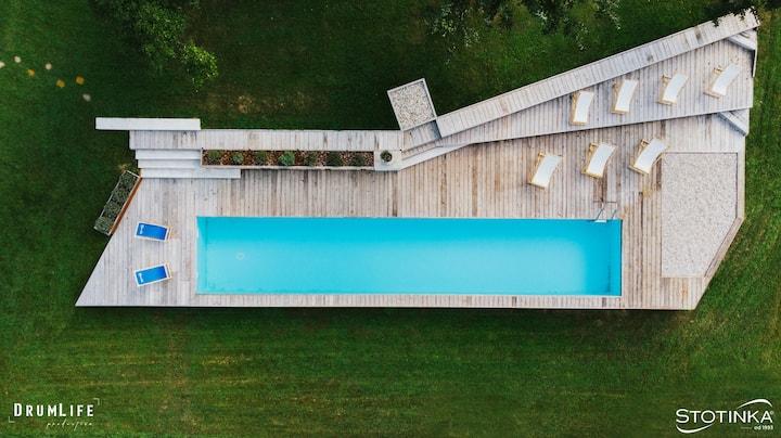 Lavender Hill Eco Resort - Granary apt.
