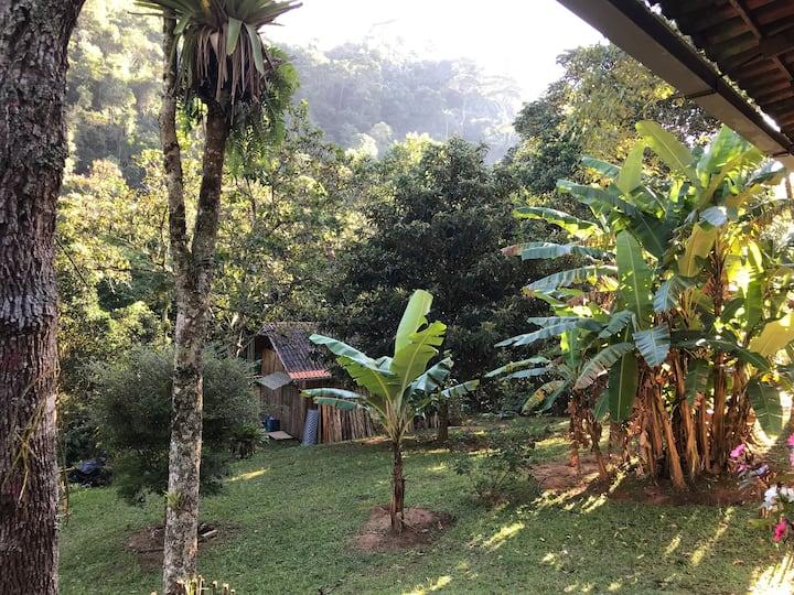 Suíte família - Rancho Sol Dourado (café+caldos)