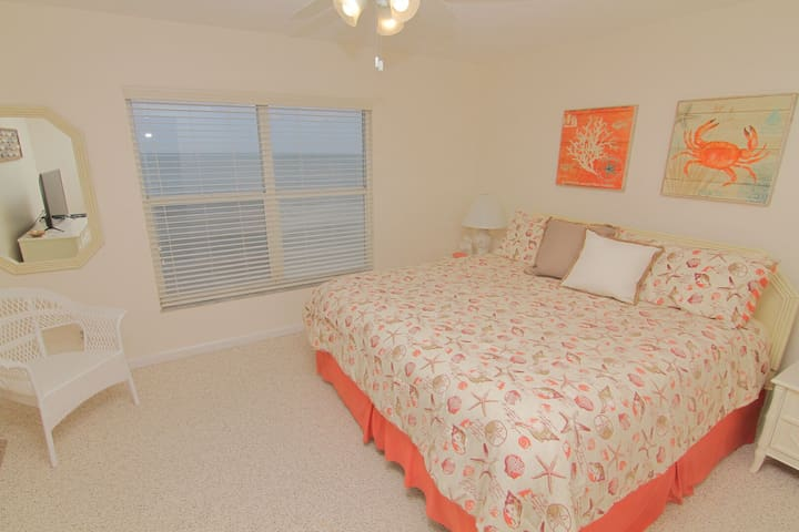 Enjoy gorgeous views from the Master Bedroom!
