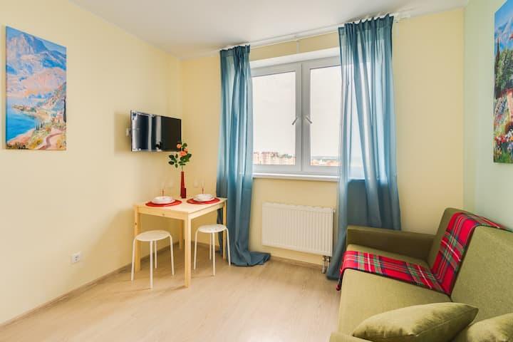 Апартаменты на Некрасова 11Б