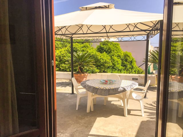 Lipari, Rubino Holiday Home, 2/4 person - Canneto