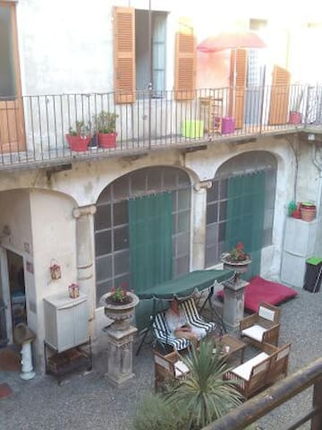 Appartement douillet  en plein centre historique