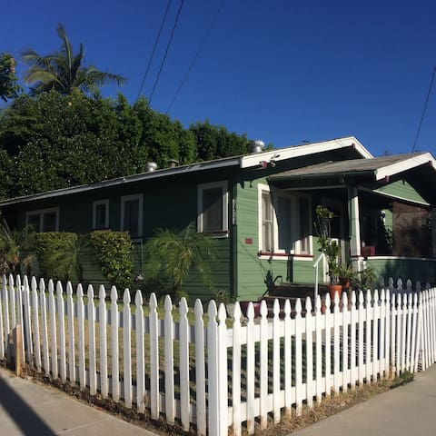 Small Home 1920s Craftman Bungalow - Whittier