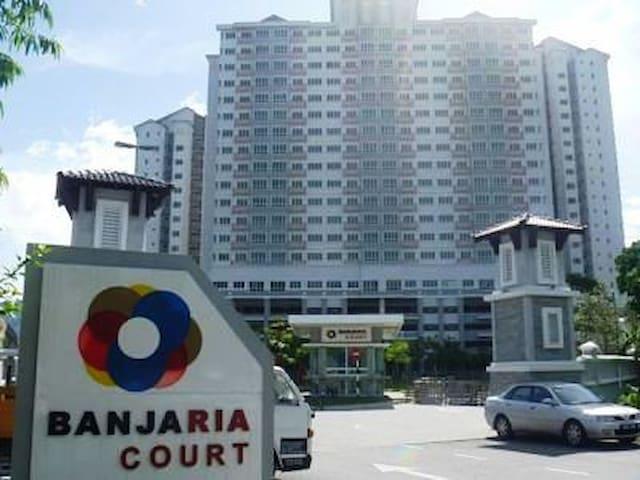 Nasuha Homestay Banjaria Court Gombak