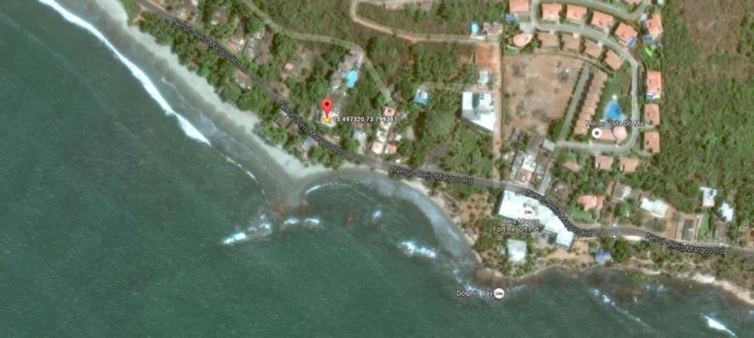 🌴3 Bed Beach front villa in North Goa 🏖️
