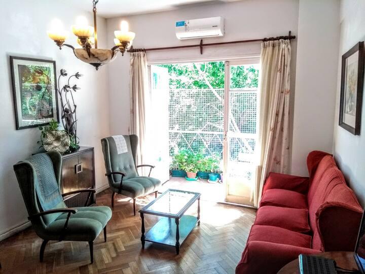 PALERMO / Habitación en suite. Suite room.