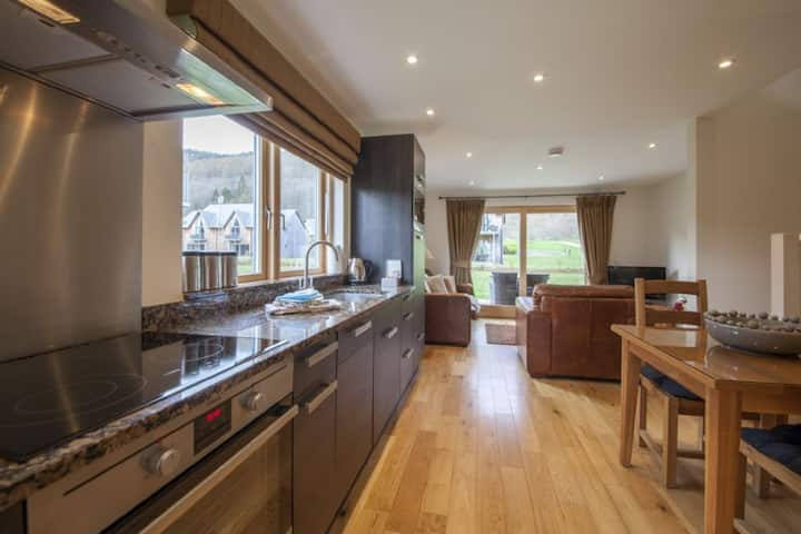 Mains of Taymouth, Kenmore, 11 Maxwells, lovely 1 bedroom 5* house
