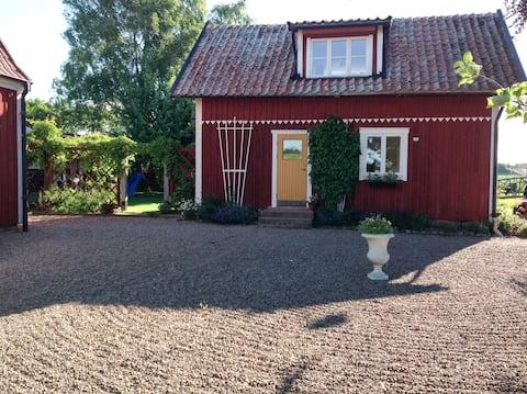 """""""Magasinet"""" Bed & Breakfast nära Vadstena"""