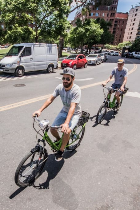 Largest e bike tour in town!