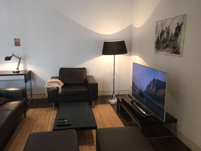 Luxury flat with 24hr reception - Budapest - Apartment