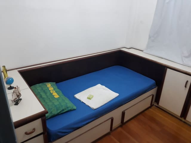 Quarto individual - Available Room