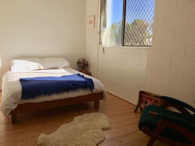 Light filled loft apartment in Alice Springs