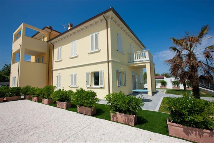 Appartamento Bellavista - Villaggio Camping Blu - Senigallia - frazione Marzocca