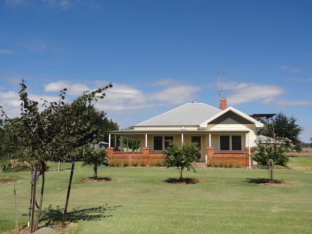 Byrne Siding Cottage