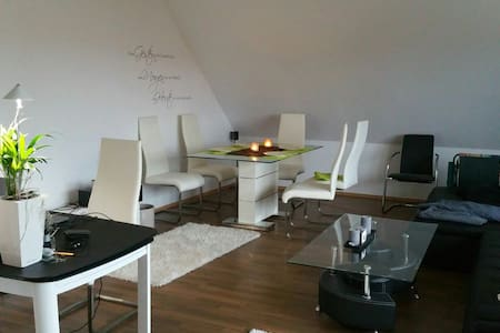 Modernes Apartment 86 qm - Weisendorf - Pis