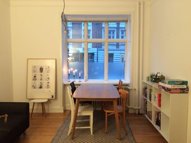 Cozy apartment in Vesterbrogade - Aarhus - Byt