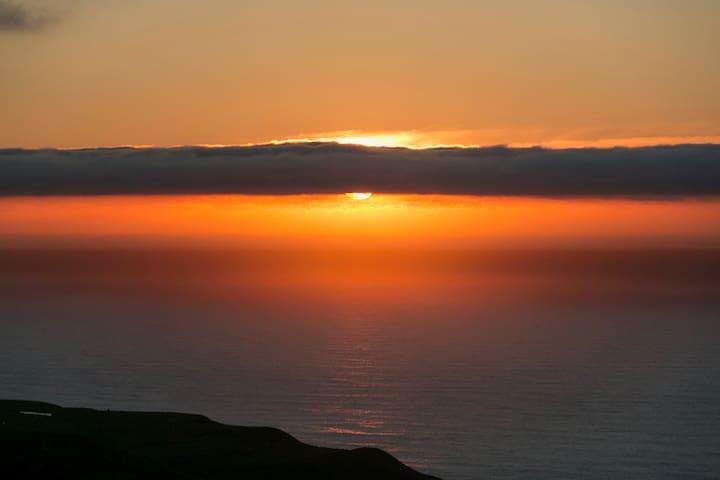 Absolutely fabulous sunrises