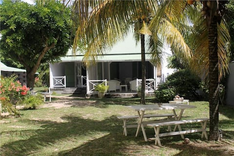 La Case Creole - des vacances au Paradis