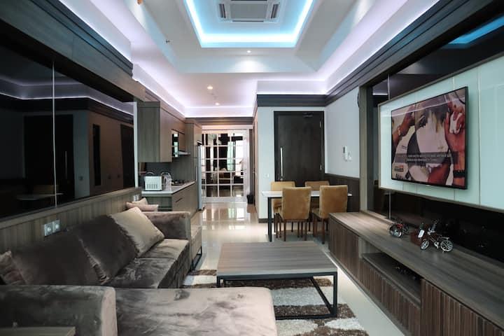 New Penthouse 2BR St.Moritz   CBD West Jakarta