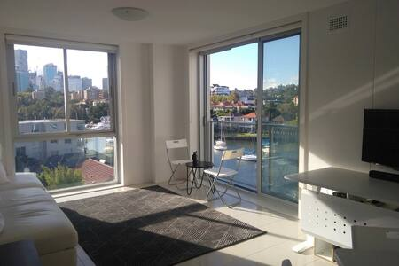 Stunning 2BR Waterfront Panorama With Pool.
