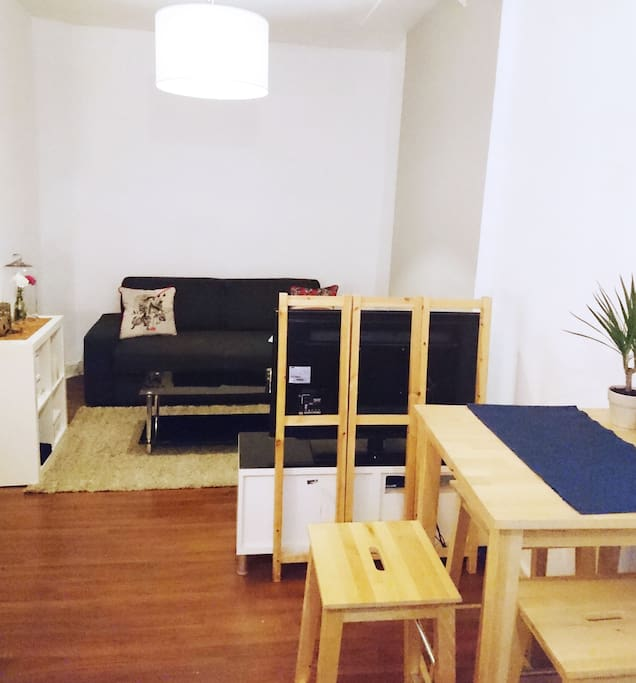 Appartement au coeur de saint michel capucins for Appartement bordeaux quartier saint michel