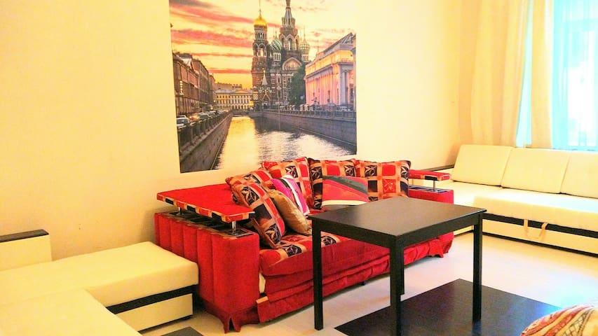 Apartment Nevsky prospect, Hermitage