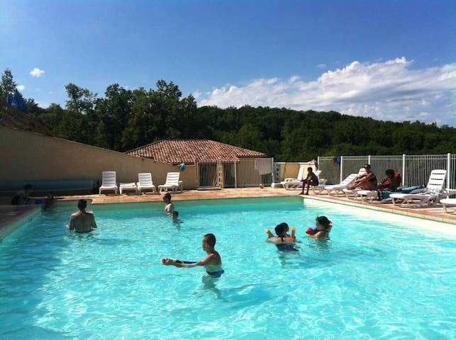 Mobile home in Lot / Quercy
