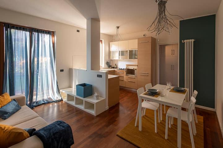 Accogliente appartamento a Cornate d'Adda