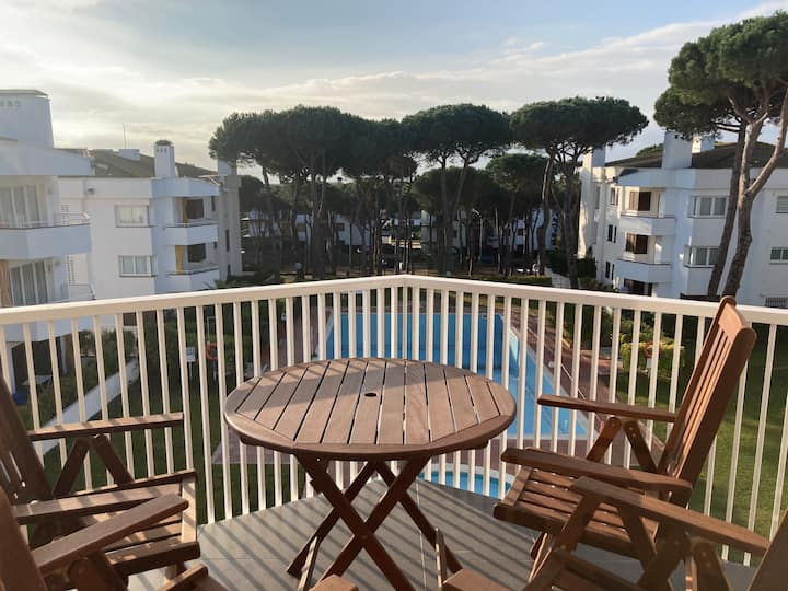 Luxury apartment in Calella de Palafrugell