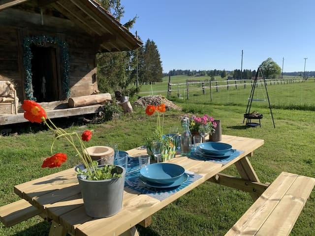 Vent du Nord : Canada - chambre style nordique
