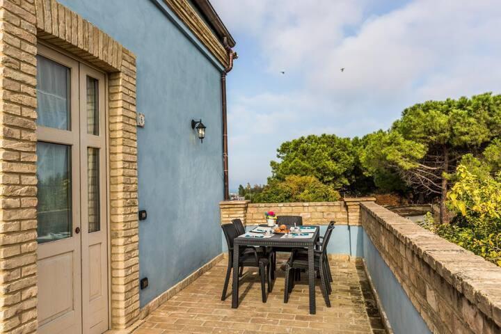 Masseria: Appartamento La Mansarda
