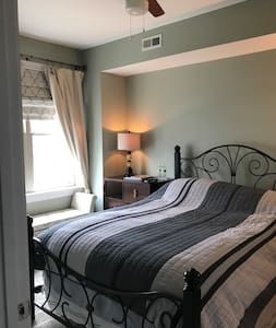 Private Bedroom/ Full Bath in Canton Square