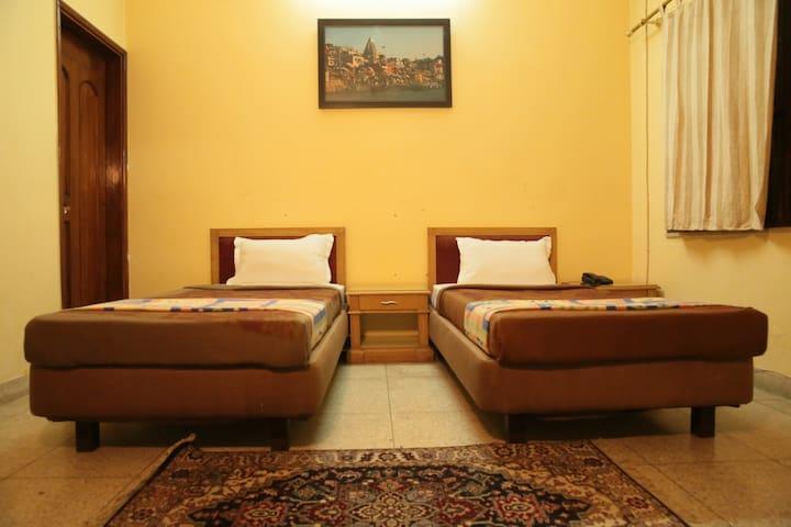Twin Sharing Room- Shrikunj
