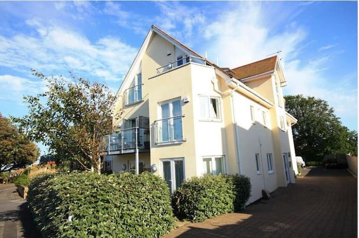 Stunning seaside themed flat close to the beach - Bournemouth - Apartamento